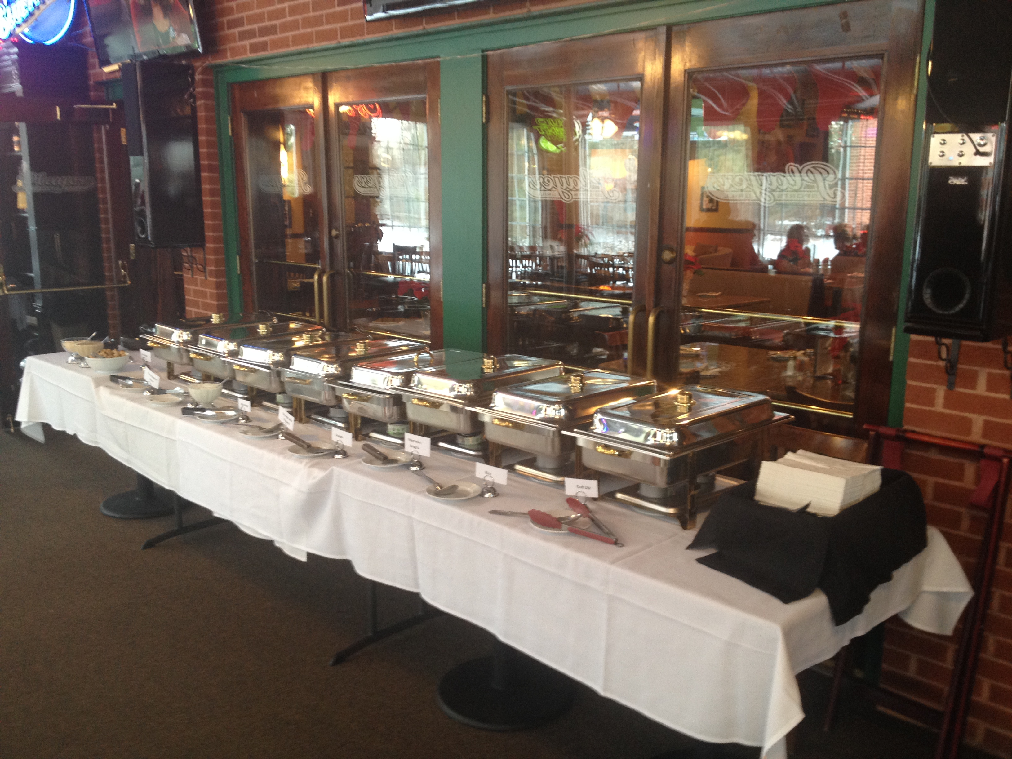 Private Catering Room Howard County