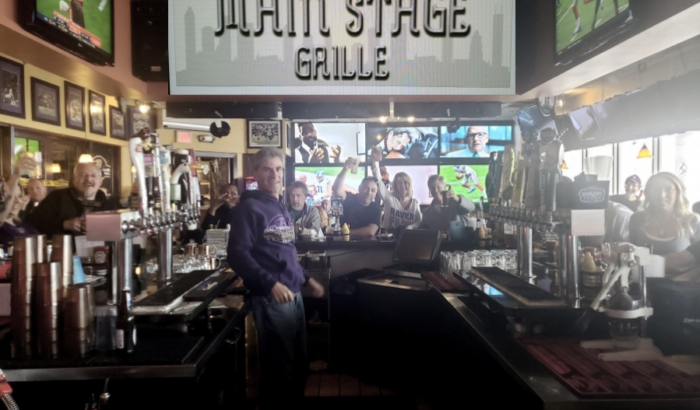 Main Stage Bar 2021